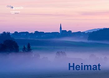 """Aufgeweckt Gottesdienst """"Heimat"""" am 25. November"""