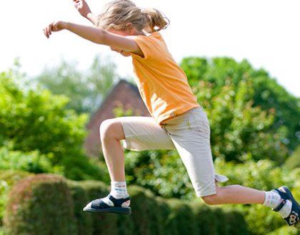 Ermutigung - unsere Kinder fürs Leben stark machen